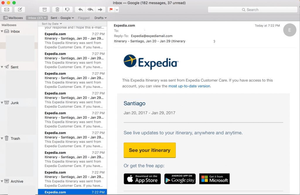 Earlier this year, Expedia added a box for Precheck participants to input their KTNs when booking flights on aisnp.ml It was a big deal for Expedia. It was a big deal for Expedia. Now it's a big deal for everyone who books on the site.