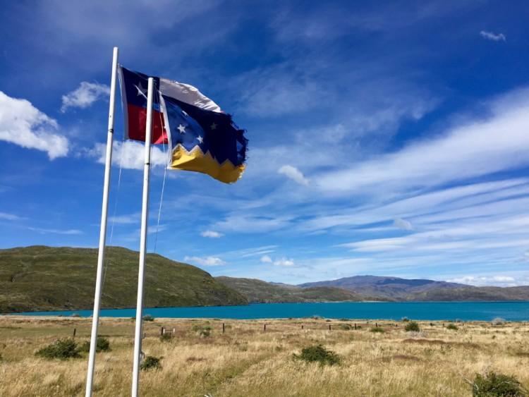 Lake Pehoe, Patagonia