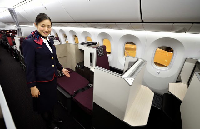 Japan Airlines Sky Suite